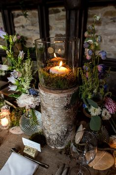 Fairy Tale Enchanted Woodland Theme Wedding (BridesMagazine.co.uk)