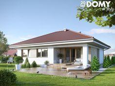 Kiwi 3 (103,17 m2) to parterowy dom z garażem na dwa stanowiska w bryle budynku. Pełna prezentacja projektu dostępna jest na stronie: https://www.domywstylu.pl/projekt-domu-kiwi_3.php. #kiwi3 #domywstylu #mtmstyl #projekty #projekt #dom #domy #projektygotowe #domyparterowe #architektura #houses #home #architecture #design #newdesign #moderndesign