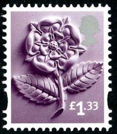 SG EN43  £1.33p reddish lilac