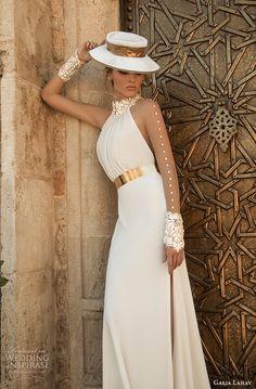 Galia Lahav Spring 2015 Wedding Dresses