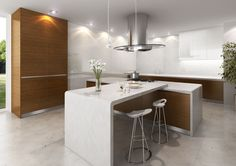 HI-MACS Solid Surface is available in stunning tones and can be thermoformed into virtually any shape or size imaginable. Decor, Remodel, Solid Surface Countertops, Kitchen Remodel, Kitchen, Countertops, Home Decor, Color Lab, Furniture