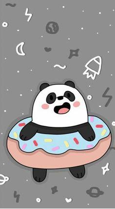 we bare bears wallpaper Cute Panda Wallpaper, Cartoon Wallpaper Iphone, Disney Phone Wallpaper, Bear Wallpaper, Kawaii Wallpaper, Cute Wallpaper Backgrounds, Galaxy Wallpaper, Trendy Wallpaper, Cartoon Cartoon