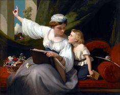 """James Sant - """"Le conte de fées."""""""