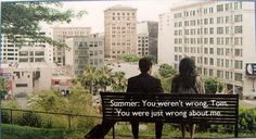 Favorite Movie Quote. 500days of summer. Epic movie. Must See.