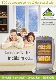 Izolatia contra frigului: economii mari cu preturi mici!