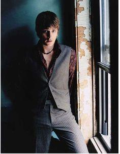 the gorgeous Rob Thomas - Matchbox 20 vocalist