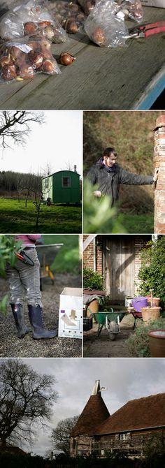 Sarah Raven's Garden@ Perch hill