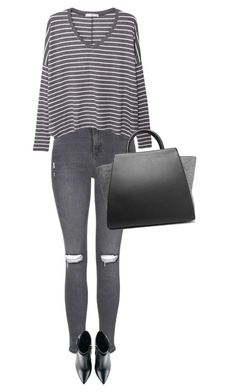 """""""street style"""" by ecem1 ❤ liked on Polyvore featuring Topshop, MANGO, ZAC Zac Posen, Kim Kwang, women's clothing, women, female, woman, misses and juniors"""