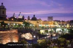 Gran Parque La Muralla - Centro de Lima