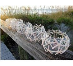 Starfish Candle Centerpieces beach party, pinned for idea, link is a dead link. Candle Centerpieces, Candles, Summer Centerpieces, Vases, Beach Crafts, Diy Crafts, Beach Wedding Tables, Party Wedding, Wedding Ideas