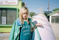 Oyster Fashion: 'Del Mar' Shot By Daria Kobayashi Ritch   Fashion Magazine   News. Fashion. Beauty. Music.   oystermag.com
