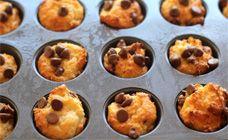 Quick Mini Choc Chip Muffin Recipe - from kidspot