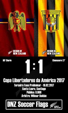 Unión Española 1 x 1 The Strongest