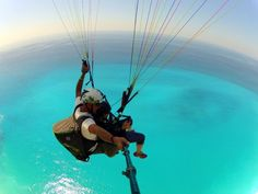 #experience the #absolute #freedom in #lefkada!Fly the BigBlue!#travel #summer #holidays #discoverlefkada #vacations http://ift.tt/2lro2Gz