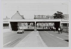Gasthuisring, 1969, Hoogspoor bij Gasthuisring 37209