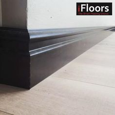 @ifloors strock the complete range of Supreme skirtings and floor profiles. These skirtings are elegant yet robust. The trims and flooring profiles are suited for use with laminate flooring, engineered flooring, genuine wood floors, LVT floors and tiled and carpeted floors. View the complete range at www.ifloors.africa