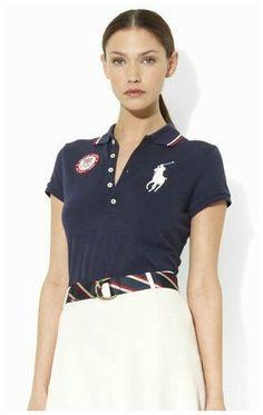 boutique ralph lauren! Polo Ralph Lauren Londres Olympique Noir lauren2714 e1531053a1ed