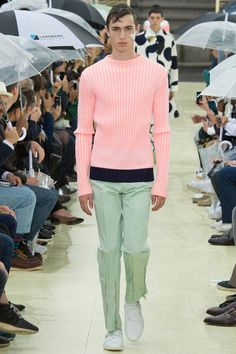 Kenzo Spring 2015 Menswear Collection - Vogue