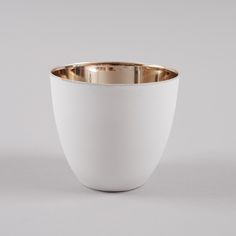 &Klevering & Klevering Tealight Holder Large - Copper £9