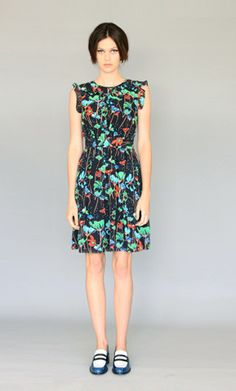 Mirabell Dress by Karen Walker.  This crazy kiwi has outdone herself this season.