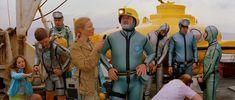 The Life Aquatic -- Director: Wes Anderson. Cinematographer: Robert Yeoman.