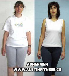 Mit Austin Fitness kannst du auf natürliche Weise abnehmen und einen schlanken, gut geformten und sportlichen Look erzielen.