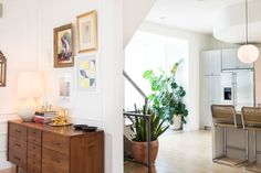 This Modern Boston Carriage House Has the Dreamiest Sunroom Ever