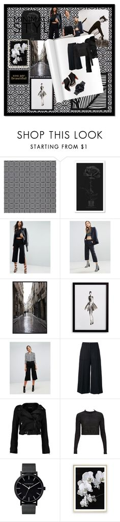 """""""minimalist style"""" by nexyylol ❤ liked on Polyvore featuring ASOS, Pottery Barn, Frontgate, Stradivarius, Kenzo, Boohoo and Americanflat"""