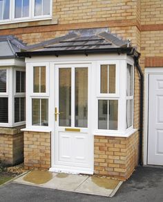 Porches | Sheffield Window Centre | uPVC Windows, Doors, Conservatories, Roofline and Stained Glass in Sheffield