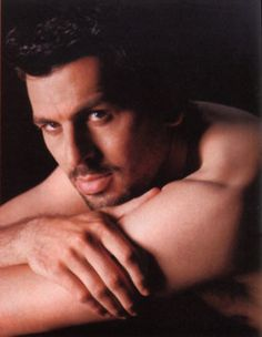 Oded Fehr...and to think some women is snuggled up to him at this moment and i'm not her.
