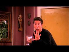 Ross is Fine after he discovers Joey and Rachel kissing. Like and subscribe! © Warner Bros. Television 1994-2004. This…