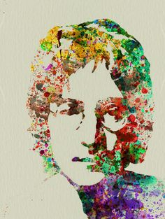 John Lennon Print I'd love to have in my house