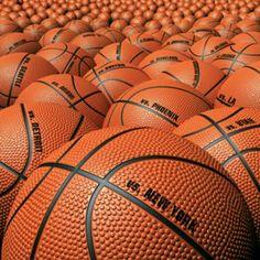 Basketballs, Basketballs, Basketballs.....