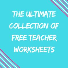 Looking for fun and FREE teacher worksheets, activities, and games? Bookmark this page NOW for hands-on teacher resources to make teaching numeracy fun! Teacher Freebies, Classroom Freebies, Teacher Worksheets, Classroom Activities, Teacher Resources, Classroom Decor, Mental Math Strategies, Math Board Games, Math Rotations