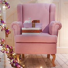 Pinterest ein katalog unendlich vieler ideen for Ohrensessel rosa