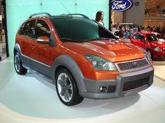 #Ford #Fiesta #Trail #SalãoDoAutomóvel #2006