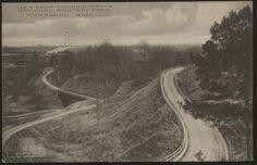 Military Park in Vicksburg Mississippi