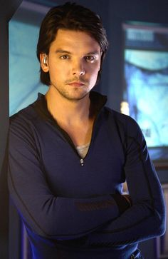 Primeval... my next BBC show to watch.. I honestly just cant wait to see Andrew Lee Potts <3