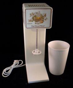 Vintage Robeson THE DRINK MIXER Milkshake Blender Kitchen Counter-top Appliance #Robeson