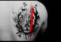 Full Arm Tattoos, Leo Tattoos, Couple Tattoos, Future Tattoos, Black Tattoos, Body Art Tattoos, Sleeve Tattoos, Tattos, Explore Tattoo