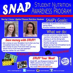 All about SNAP!