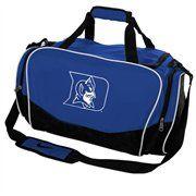 Nike Duke Blue Devils Duke Blue Brasilia Medium Duffel Bag  @Fanatics ® #FanaticsWishList