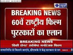India News: Versatile Khan Wins National Award for Paan Singh Tomar