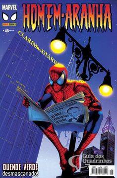 Homem-Aranha n° 45 - Panini