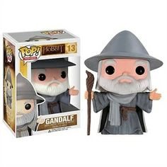 The Hobbit Gandalf Pop! Vinyl Figure http://popvinyl.net #popvinyl #funko #funkopop