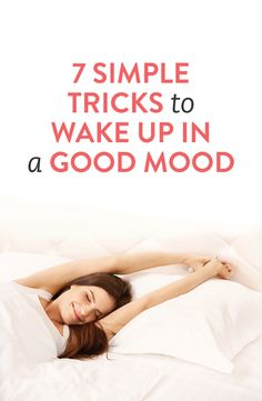 Tips to make waking up easier (especially when you're not a morning person) #sleep   .ambassador