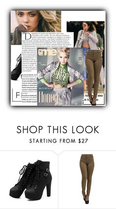 """... :)"" by dzenitabesic ❤ liked on Polyvore featuring Balmain"