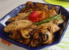 Mennonite Girls Can Cook: Balsamic Chicken with Mushrooms