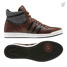 Adidas Top Ten Hi Sleek W Leather