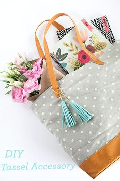 Today Amy from Homey Oh My! Blog is back at it with another fun DIY for back-to-school! Take it away, Amy! Back-to-school season is upon us, and the one accessory every student needs is a bag to carry all that school gear. For a bag you'll be carrying practically everyday, it wouldn't be a bad idea …